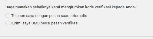 bagaimana verifikasi youtube