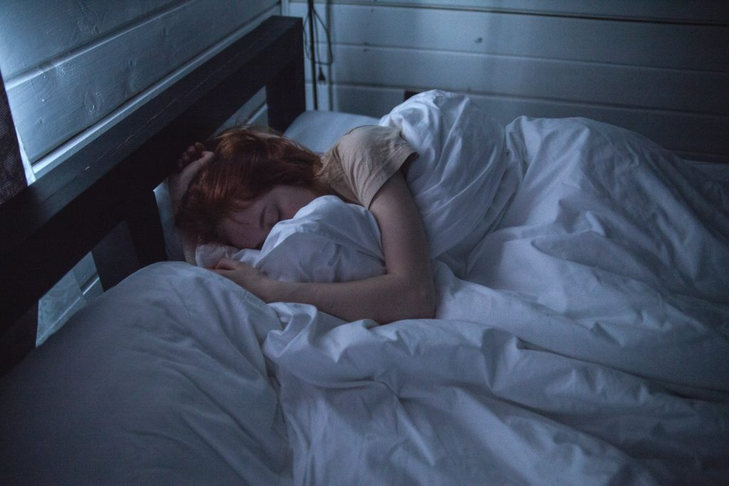 matikan saat tidur