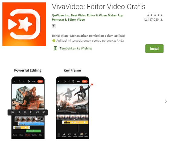 aplikasi edit foto menjadi video