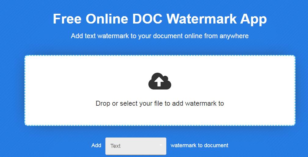 Cara Membuat Watermark secara Online