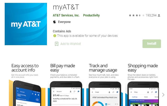 myAT&T