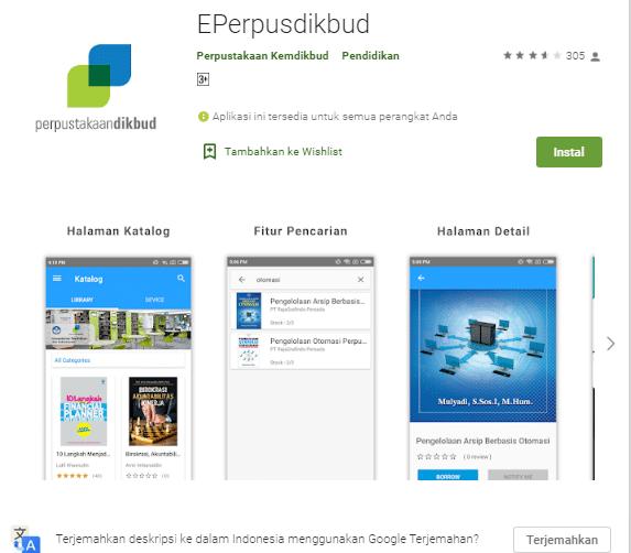 aplikasi perpustakaan terbaik