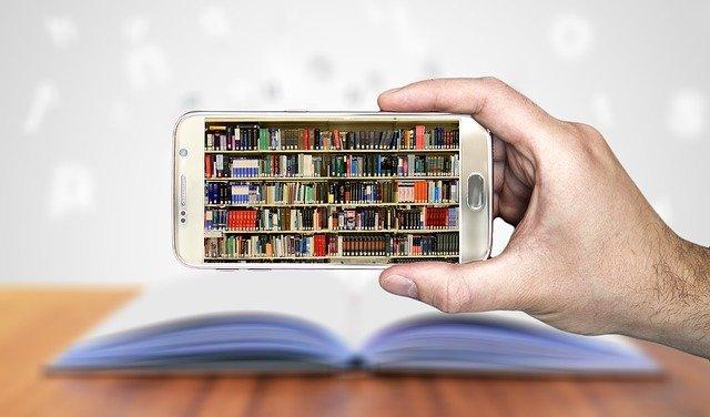 manfaat perpustakaan online