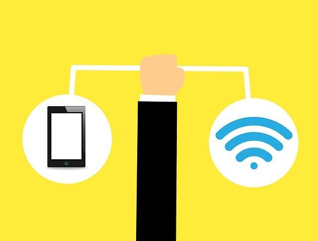 wifi selain indihome