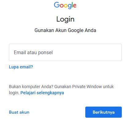 tutorial ara membuat kuesioner di google form