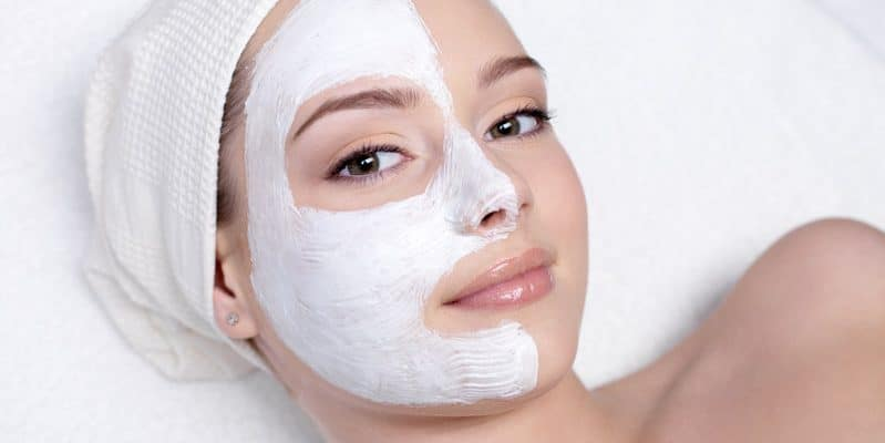 masker untuk menghilangkan bekas jerawat dan bruntusan