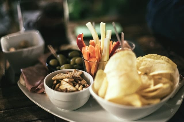 snack rendah kalori