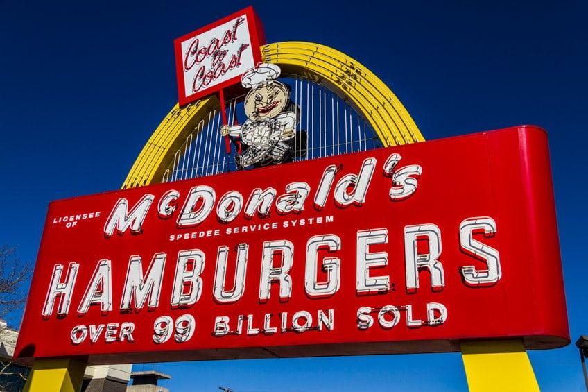 Keuntungan WIFI dari Restoran McDonald's